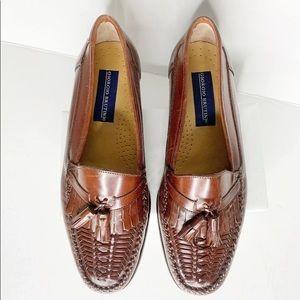 Giorgio Brutini Men's Dress Shoes Loafers Sz 8 D